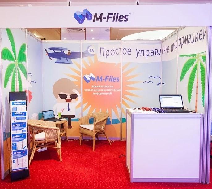 Компании-M-Files-и-FTS-на-выставке-DOCFLOW-2015