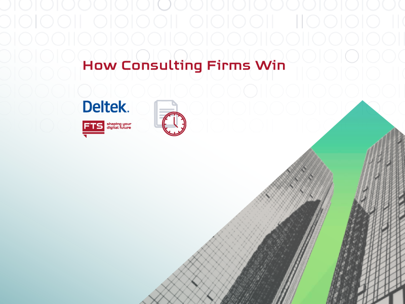 Picture to the whitepaper for consulting firm management_How consulting firms win